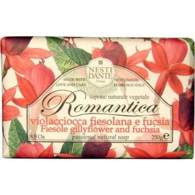 NESTI Dante Natúrszappan Romantica Fuxia-Szegfű 250 g