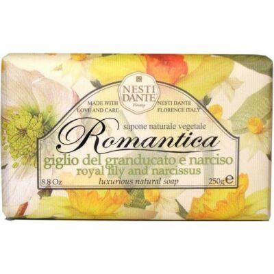 NESTI Dante Natúrszappan Romantica Királyliliom-Nárcisz 250 g