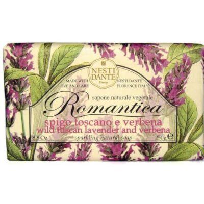 NESTI Dante Natúrszappan Romantica Levendula-Verbéna 250 g