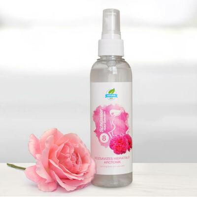 SCHÜSSLER Rózsavizes hidratáló arctonik 250 ml