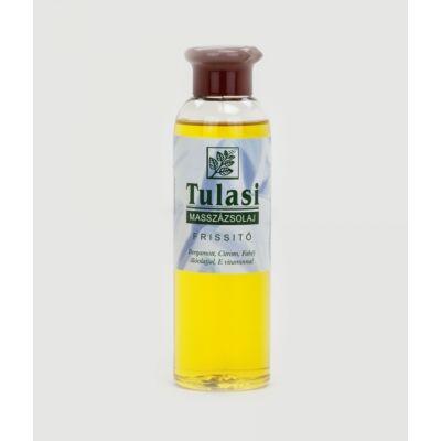 TULASI Masszázsolaj frissítő 250 ml