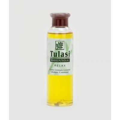 TULASI Masszázsolaj relax 250 ml