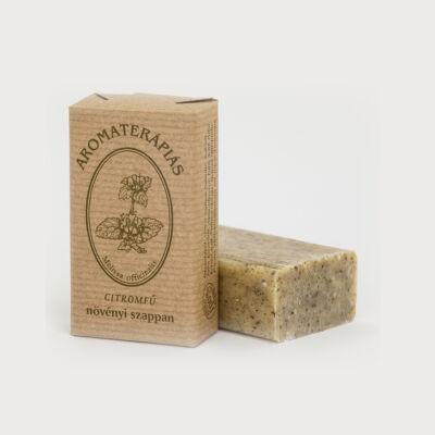 TULASI Aromaterápiás Szappan Citromfű 90 g
