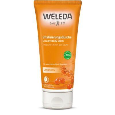 WELEDA Homoktövis vitalizáló krémtusfürdő 200 ml