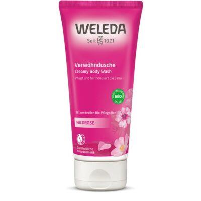 WELEDA Vadrózsa kényeztető krémtusfürdő 200 ml