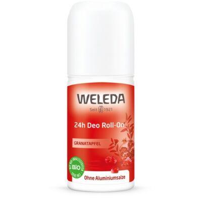 WELEDA 24h golyós dezodor gránátalmás 50 ml