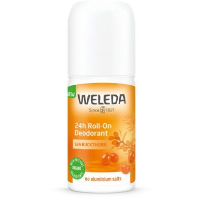 WELEDA 24h golyós dezodor homoktövis 50 ml