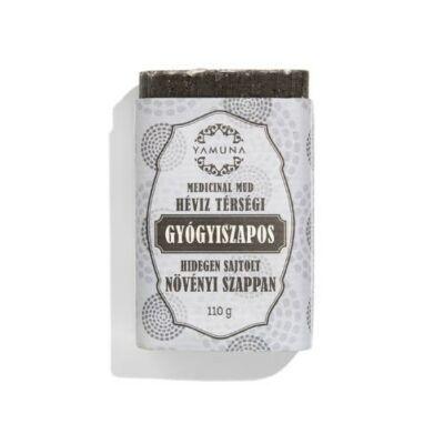YAMUNA Natural Szappan Hévíz Térségi Gyógyiszapos 110 g