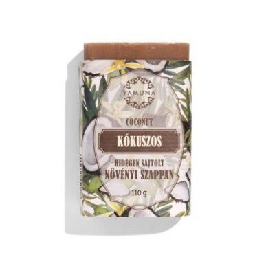 YAMUNA Natural Szappan Kókuszos 110 g